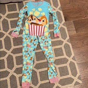 Girls Disney PJs